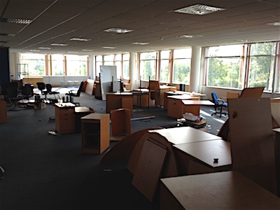Office Equipment Clearance, Chartered Accountants Office Braehead