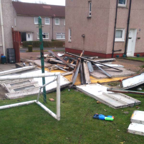 Garden clearance Junk-It Scotland