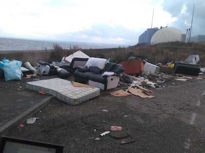 Illegal Fly Tipping