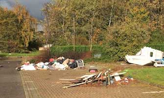 Car-Park-fly-Tipping